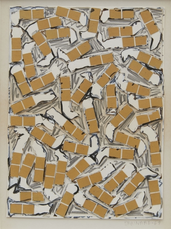 Joe Brainard, Cigarette, 1969