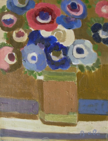 Untitled (Anemones Bouquet), 1973