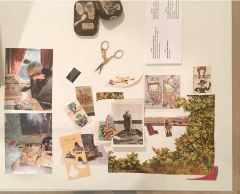 John AshberyNew CollagesDecember 15, 2016 - January 28, 2017