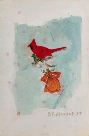 Untitled (Cardinal Rose), 1977