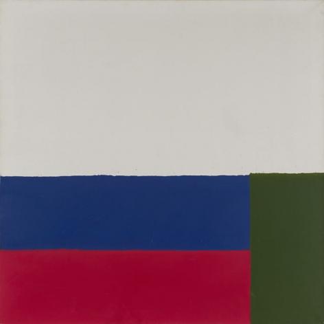 James Bishop: Untitled (#3), 1965