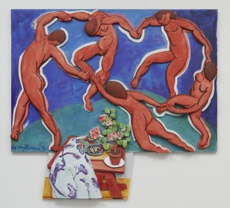 Larry Rivers Free Dance and Still Life, 1992
