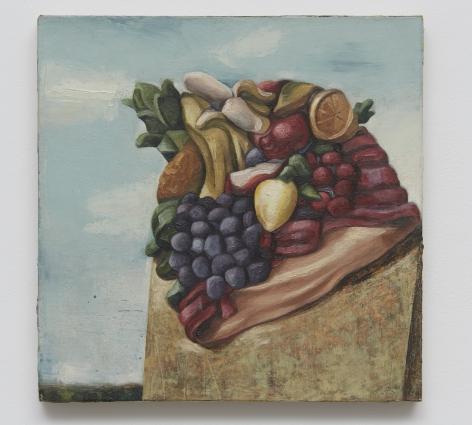 Richard Baker, Rubber Fruit Hat Bounty - Bounty