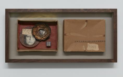 George Herms Birthday Box for Robert Duncan, n.d.