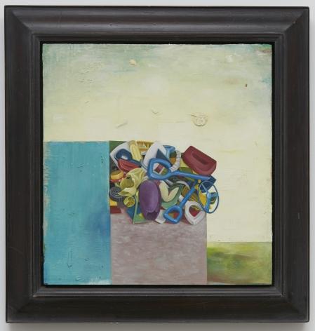 Richard Baker, Debris