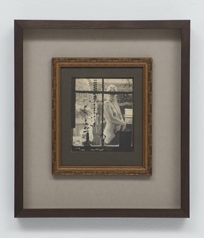 Wallace Berman Patricia Jordan with White Mask, 1960