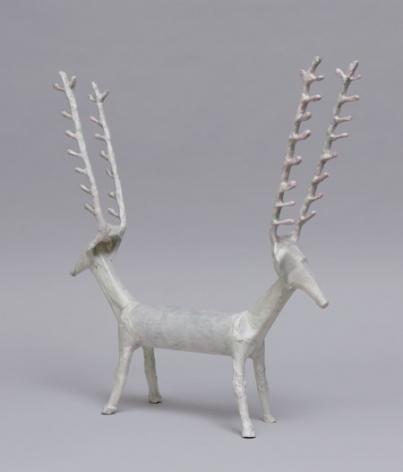 Shari Mendelson Double Deer, 2019