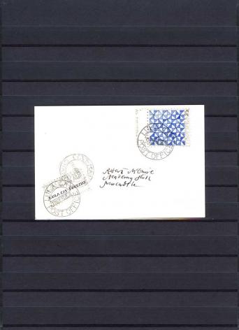 Donald Evans Tropides Islands. 1964. Tropidisian pieced quilts., (1972)