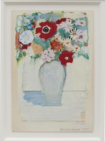 Joe Brainard, Bouquet, 1975