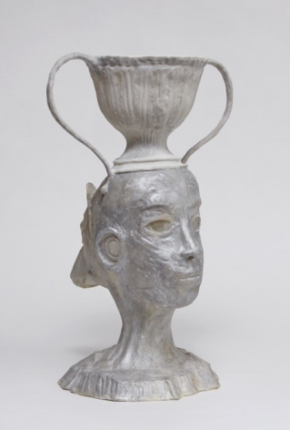 Shari Mendelson Double Portrait Vessel, 2020