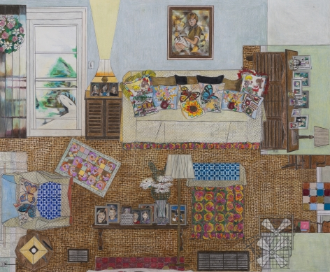 Ann Toebbe, Pictures and Pillows