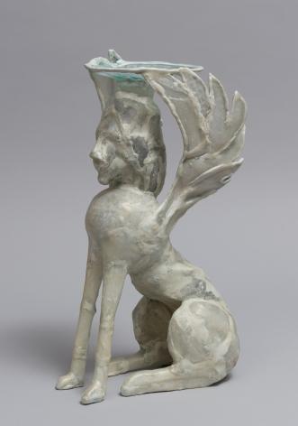 Shari Mendelson Seated Sphinx, 2019