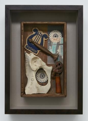 George Herms Foshay Box, ca. 1965
