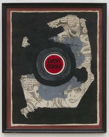 Joe Brainard, Untitled (Lucky Strike), n.d.