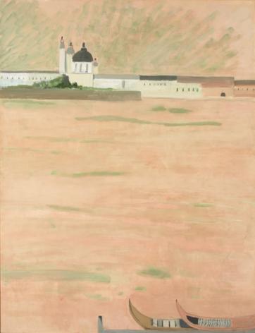 Vue despuis de la Giudecca, 1985