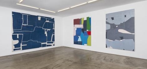 Medrie MacPhee, Installation view 2021