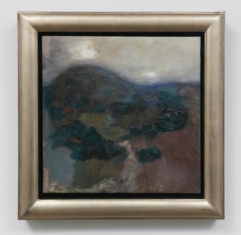 Jess (Collins) Mary Butts Landscape, 1953