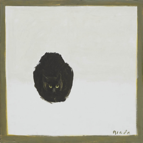 Le chat aux bords verts (Ebony), 1986