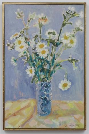 Nell Blaine Daisies, 1961