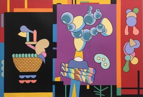 Trevor Winkfield's Undomesticated Imagination