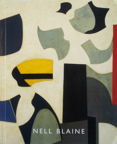 Nell Blaine: The Abstract Work
