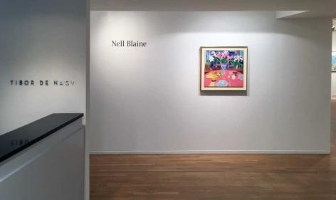 Nell BlaineSelected WorksDecember 15, 2016 - January 28, 2017
