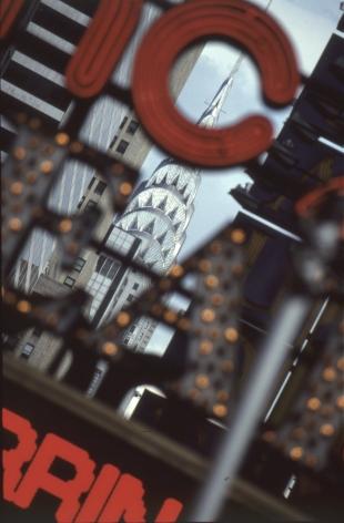 Louis Stettner Chrysler Building, 2004