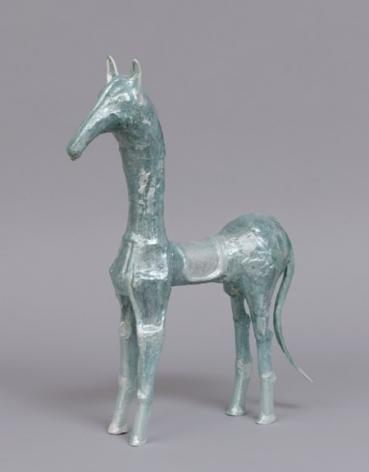 Shari Mendelson Salon Horse, 2019