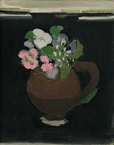 Fleurs dans une tasse, 1985