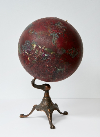 Bruce Conner Globe, 1972