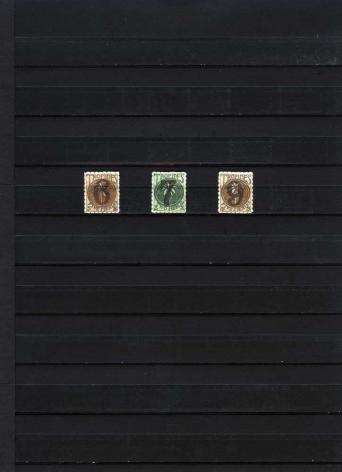 Iles Tropides. 1932. Snjets divers, avec carte., (1972)