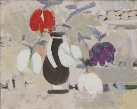 Five Tulips, 1997