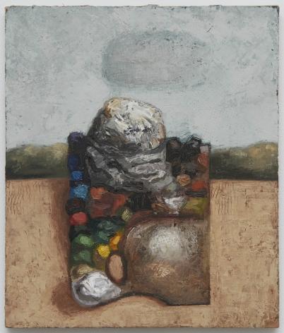 Richard Baker, Palette