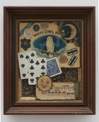 Joe Brainard, White Owl, n.d.