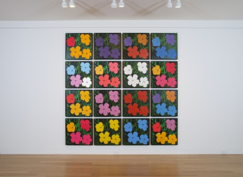 Andy Warhol, Flowers, 1964., © 2012 The Andy Warhol Foundation for the Visual Arts, Inc./Artists Rights Society (ARS), New York.