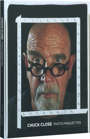 Chuck Close Photo Maquettes