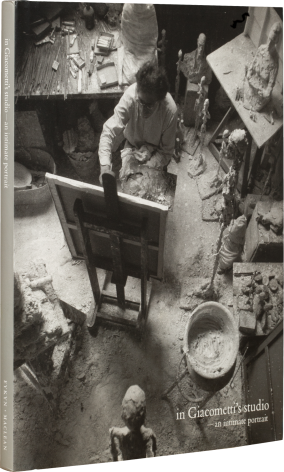 In Giacometti's Studio - an Intimate Portrait