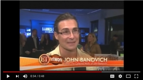 "Entertainment Tonight Featuring ""Beast: The Collected Works of John Banovich"""