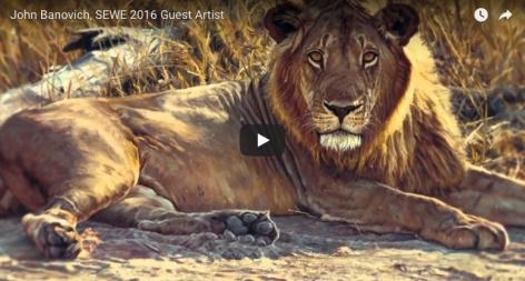 John Banovich, SEWE 2016 Guest Artist