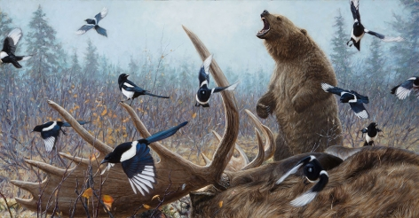 Grizzly Encounter II, 2015