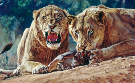 Man Eaters of Tsavo, 2002