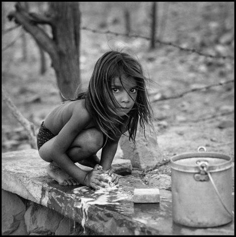 """Mandy Vahabzadeh. Untitled, Rajasthan, India 1990. Archival Pigment. Edition of 25. 16"""" x 20"""" paper size. Framed: 26"""" x 25 1/4"""""""