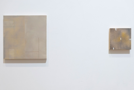 Installation view of Summer Group Exhibition Anita Rogers Gallery
