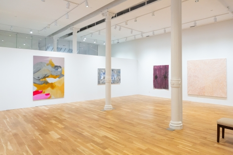 The Divine Joke Curated by Barry Schwabsky at Anita Rogers Gallery