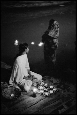 "Untitled, Varanasi, India 2005. Archival Pigment. Edition of 25. 16"" x 20"""