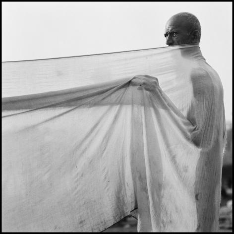 "Untitled, Varanasi, India 1989. Archival Pigment. Edition of 25. 16"" x 20"""