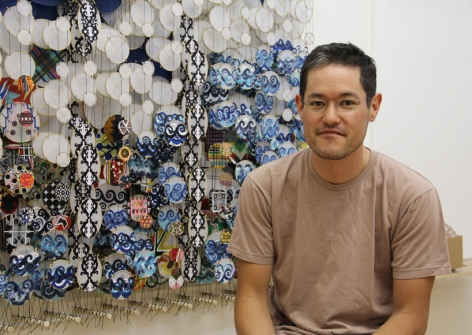 Interview with artist Jacob Hashimoto