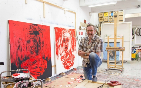 In the Studio: Heikki Marila