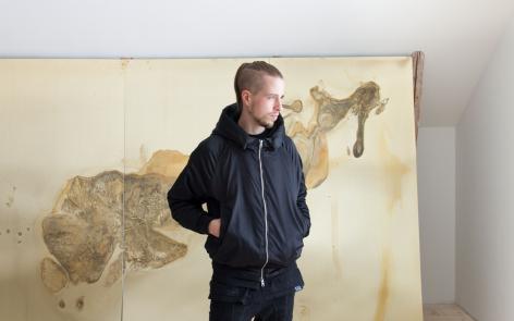 In the Studio: Toni R. Toivonen