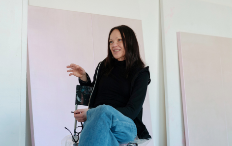 In the Studio: Marianna Uutinen